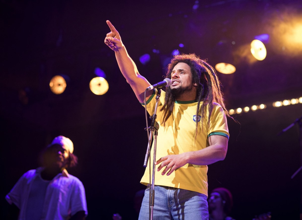 ONE LOVE: The Bob Marley Musical at Birmingham Rep