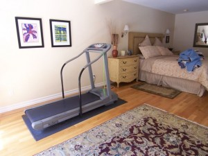 BEFORE: Master Suite or Home Gym?