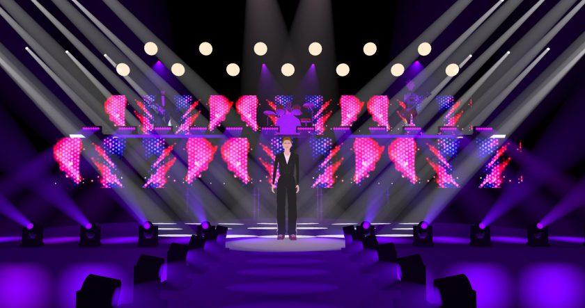 Vision 2019 - Stage VIsion Demo