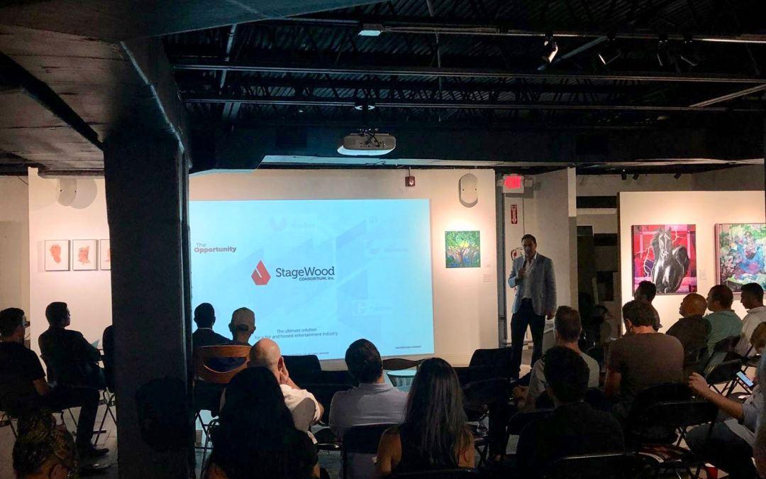 StageWood Startup Presentation