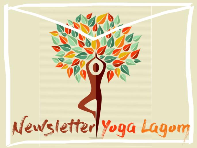 Newsletter Yoga Lagom cours essai gratuit