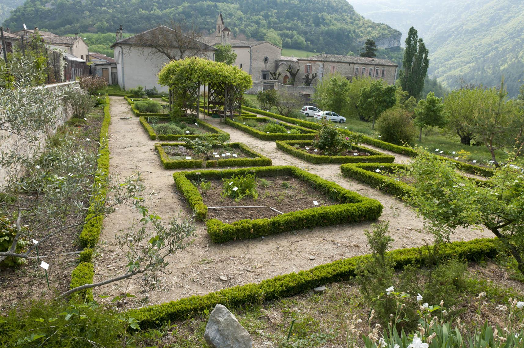 jardin botanique monastère die