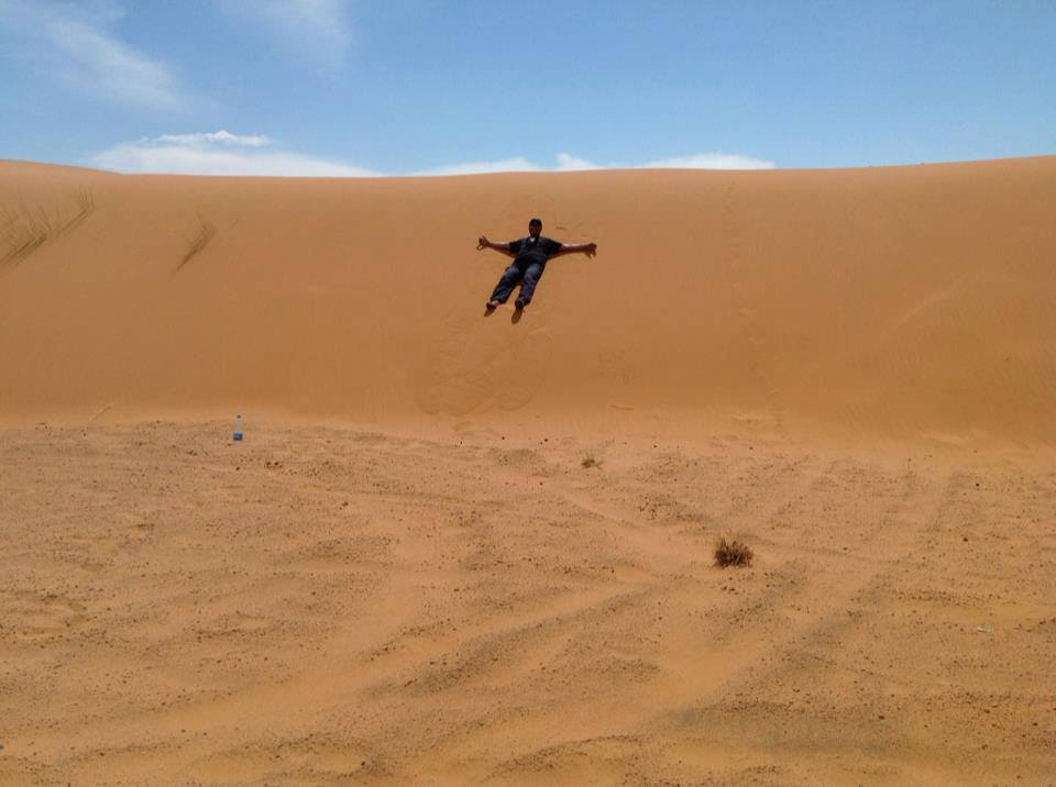 Life in the Sahara