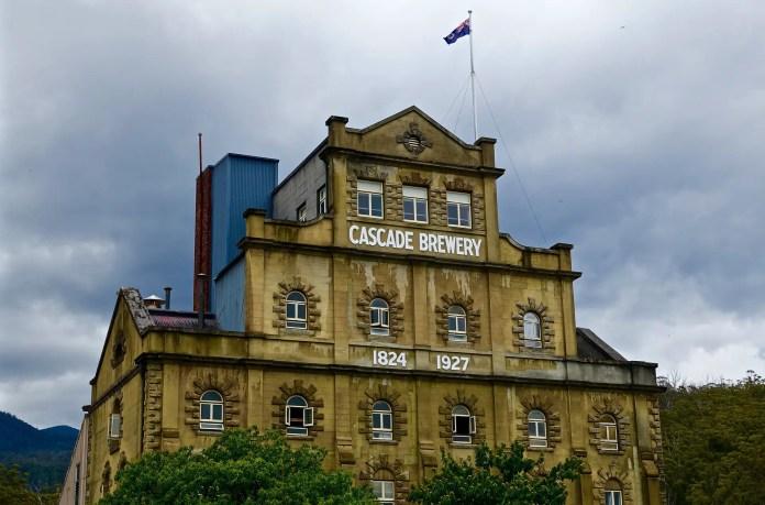 Cascade Brewery