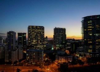 City Skyline - Shoot the Golden Hour