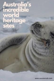 Australia's incredible World Heritage sites