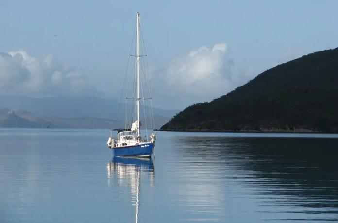 Sail the Whitsundays