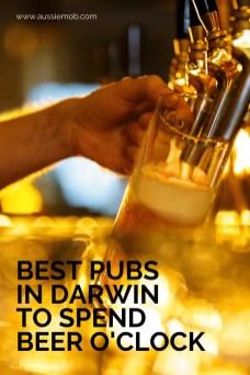 Best Pubs in Darwin