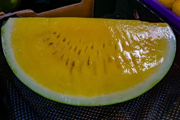 Golden Watermelon