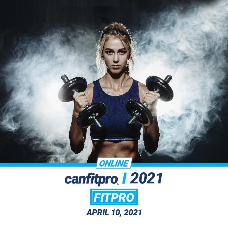 canfitpro events 2021   FITPRO