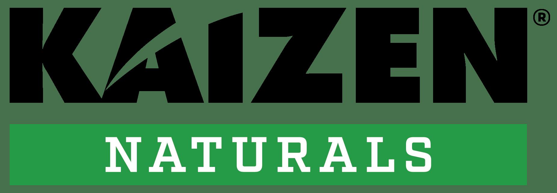 Kaizen naturals logo