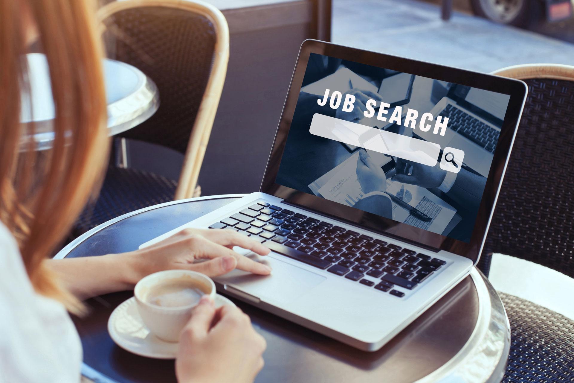 people seeking for jobs