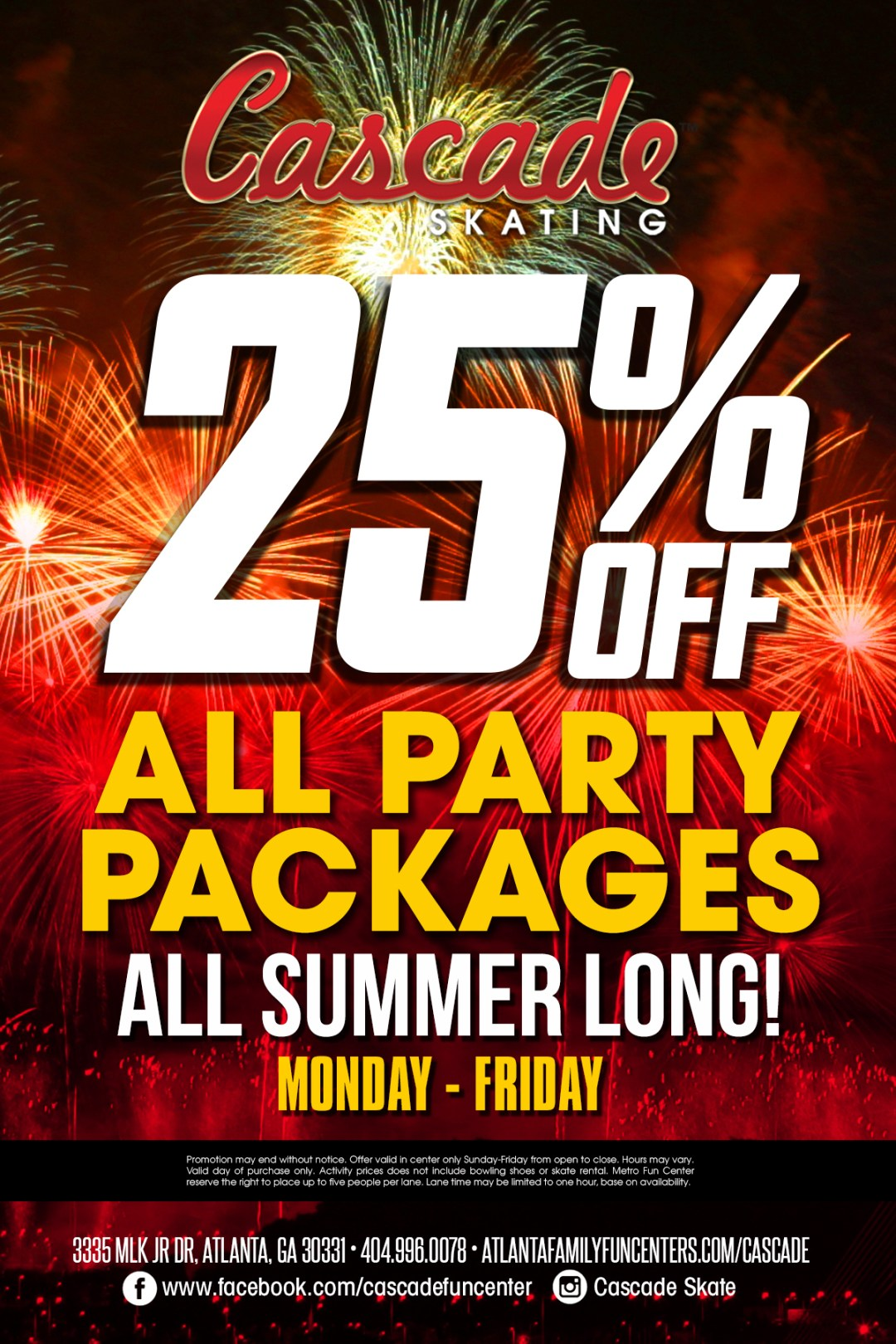 25% off Summer Flyer(C)