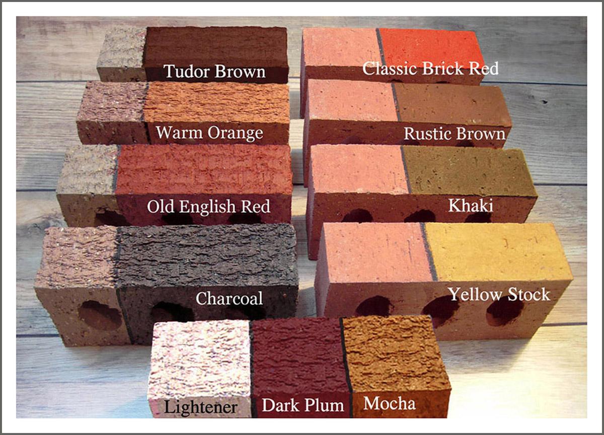 Brick Stain And Masonry Staining From Dyebrick Brick