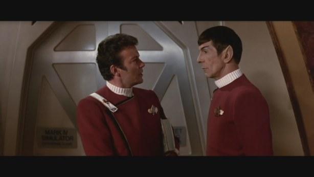 So Spock, seen any good films lately?