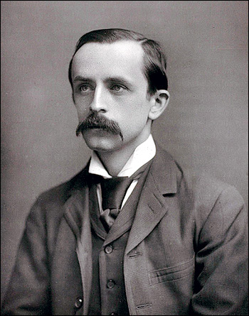 Pan creator, JM Barrie circa 1910