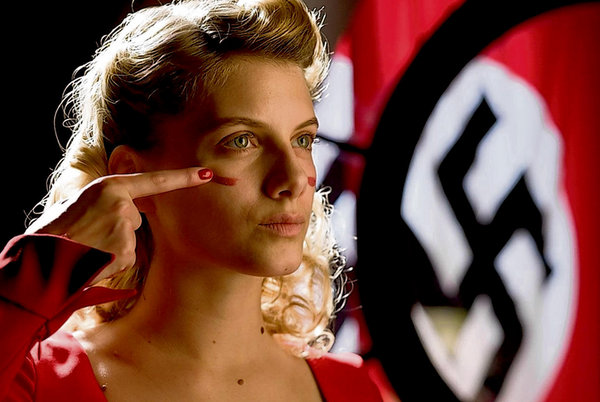 The new line of Chanel was a little extreme, but it did call for Nazi flags...