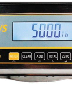 Safe Weigh forklift scale