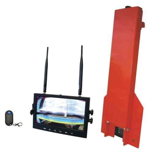 Eagleye Forklift Camera System