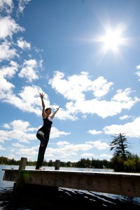 Yoga this week in Hadley