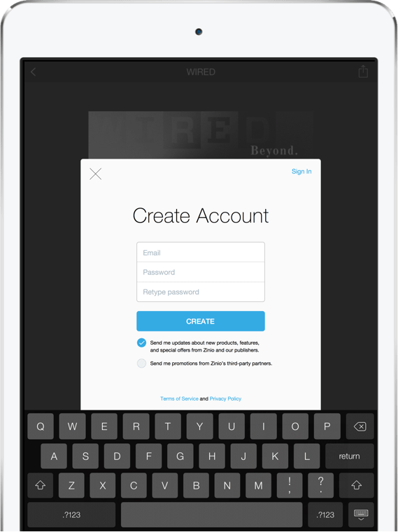 iPad-create-account