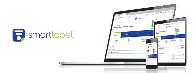 SmartLabel: Product Information at Consumers' fingertips