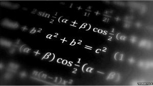 A picture showing trigonometric equations.