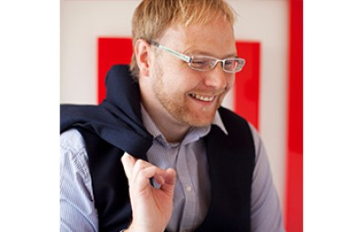 Database & Web Development Manager, Robert McDonald