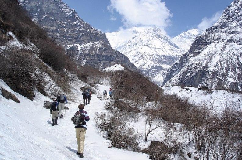 trekking-in-Annapurna-region