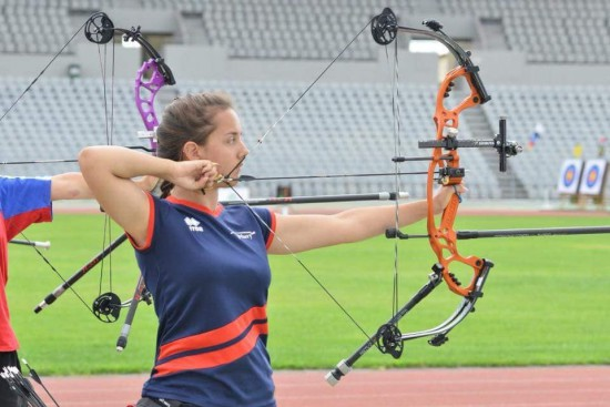 Holly Clifford making debut for GB 2018.
