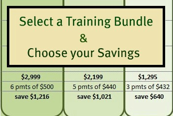 SAR stager training bundle
