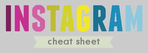 instagram-cheatsheet header