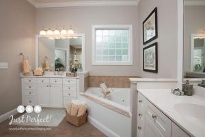 just perfect bathroom