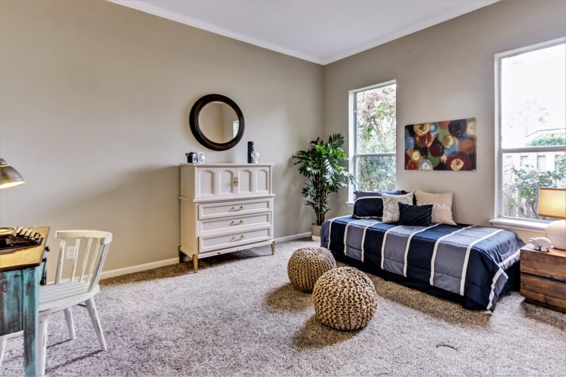 Staging is a great tool for real estate marketing