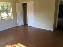 Before Staging - Master Bedroom