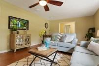 After Staging - Living Room