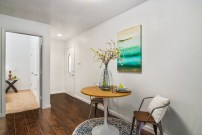 Walden Rd - Vacant Home Staging - Breakfast Nook
