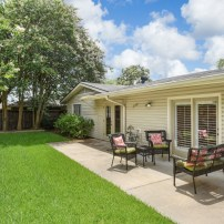 Staging The Nest - Vacant Home Staging - Outdoor Patio