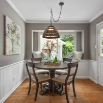 Staging The Nest - Vacant Home Staging - Breakfast Nook