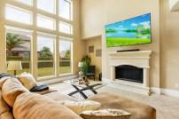 Katy - Occupied Home - Living Room
