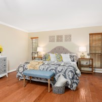 Staging The Nest - Vacant Home Staging - Master Bedroom