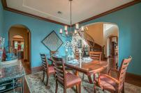 BlueMesa-Dining - Staging The Nest - Occupied Home Staging