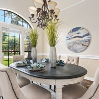 Staging The Nest - Vacant Home Staging - Formal Dining Room