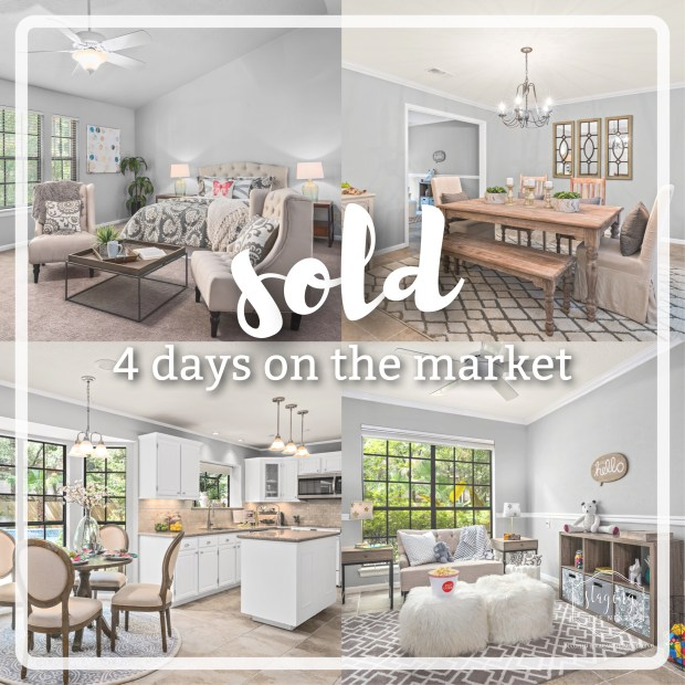 Staging The Nest - Vacant Home Staging - Quick Sale - Under Contract - Realtors - The Woodlands