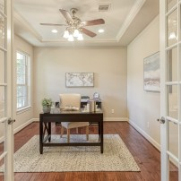 Staging The Nest - Vacant Home Staging - Houston - The Woodlands - Office
