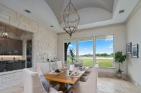 Staging The Nest - Vacant Home Staging - Houston - Dining Room