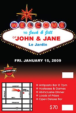 Stag Party Tickets Bachelor Party Invites Jack And Jill
