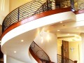 Beispielbild Geländer – Treppen- oder Balkongeländer aus Stahl oder Schmiedeeisen