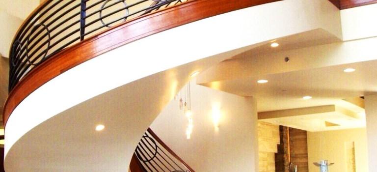Geländer für Balkone und Treppen