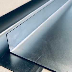 Stahlblech verzinkt Winkel Kantenschutz von Stahlog.de
